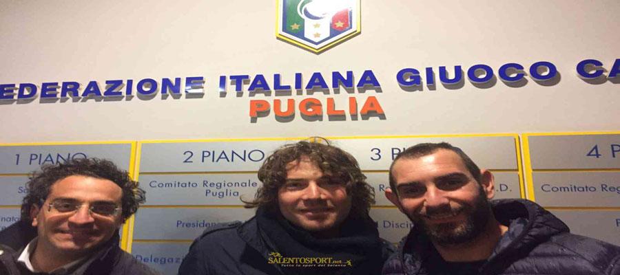 Maxi squalifica annullata a Giannone
